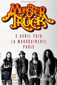 Monster Truck paris 2016