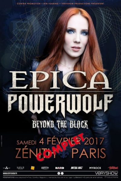 Epica sold out
