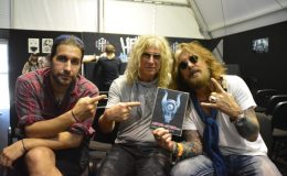 HELLTERVIEW: THE DEAD DAISIES