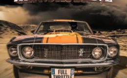 HYPNOTIC DRIVE: Full throttle