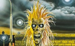BACK IN TIME: IRON MAIDEN