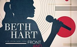 BETH HART: Front and center – live from New York City
