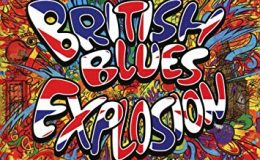 JOE BONAMASSA: British blues explosion live