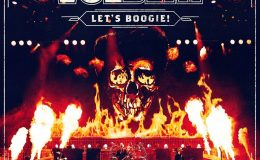 VOLBEAT: Let's boogie!