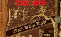THE DAMNED – Black is the night