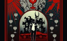 HELL OF A RIDE: Nine of cups