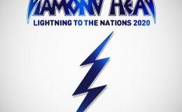 DIAMOND HEAD: Lightning to the nations 2020
