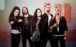Interview: EVANESCENCE
